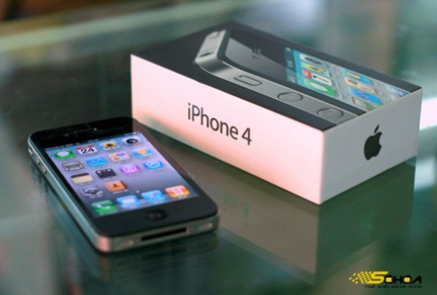 iPhone 4 xach tay khan hang