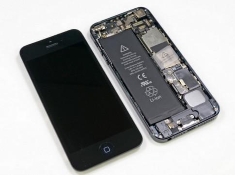 iPhone 5C va 5S deu co pin lon hon iPhone 5