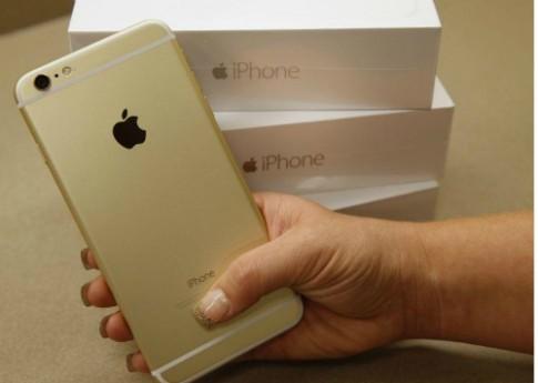 iPhone 6 khoa mang cua Nhat xuat hien o Viet Nam