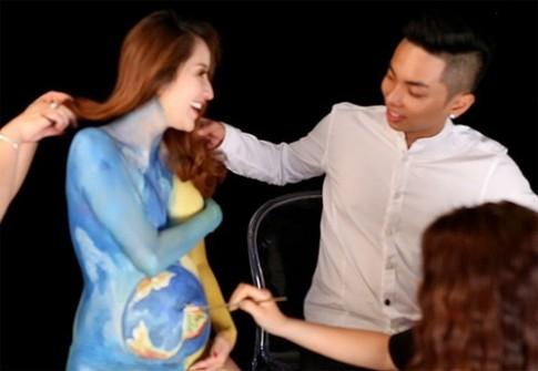 Khanh Thi: 'Phan Hien don den song chung de cham soc toi'