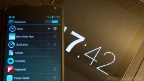 Làm sao tận dụng DayDream trên Android 4.2