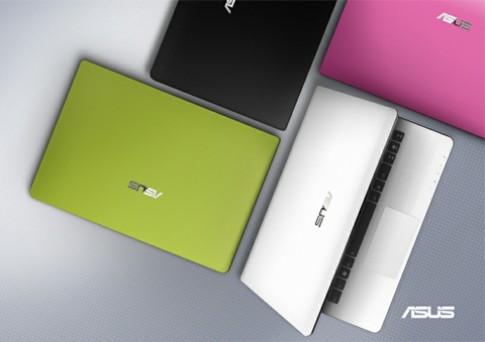 Laptop Asus cho sinh vien gia 7,4 trieu