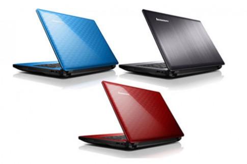 Lenovo tung ra dong IdeaPad Z480 dung chip Ivy Bridge