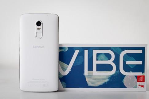 Lenovo Vibe X3 - Android gia tam trung, chip cao cap