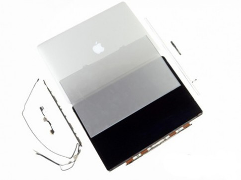 LG cung cap man hinh cho MacBook Pro Retina