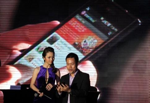 LG gioi thieu Prada 3.0 tai VN