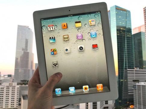 LG và Samsung tham gia sản xuất màn hình cho iPad 3