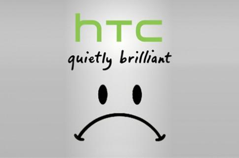 Loi nhuan smartphone HTC giam hon mot nua
