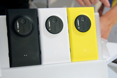 Lumia 1020 mang nhiep anh vao cuoc song