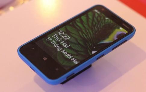 Lumia 620 giá rẻ sẽ được bán từ 7/1