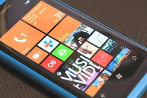Lumia 800 gap van de am thanh tren Windows Phone 7.8
