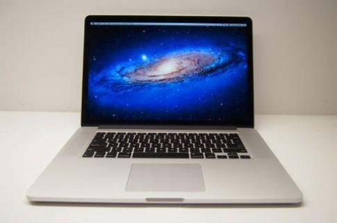 MacBook Pro Retina 13 inch da xuat xuong