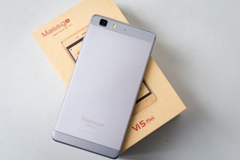 Massgo Vi5 Plus - phablet vo kim loai, gia tot