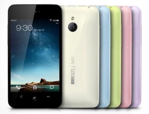 Meizu dự định ra mắt smartphone màn hình nét hơn iPad