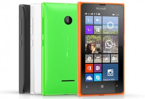 Microsoft ra Lumia 435 voi gia chi 80 USD