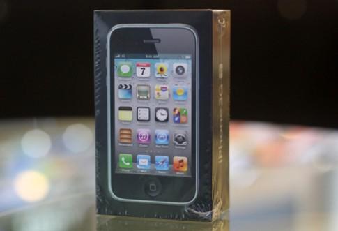 'Mo hop' iPhone 3GS phien ban 2012
