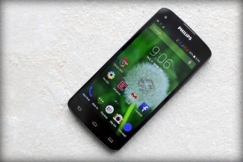 Mo hop smartphone Full HD cao cap gia mem cua Philips