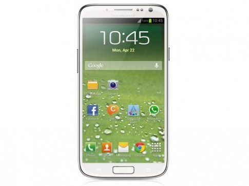 Mot so thiet ke tuong tuong ve Galaxy S IV