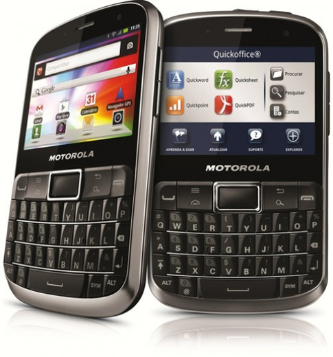 Motorola ra smartphone QWERTY 'sieu ben'