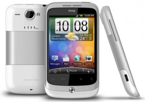 Mua HTC Wildfire kham pha Australia