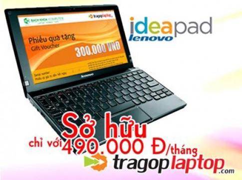 Mua Lenovo IdeaPad S10-3 tra gop