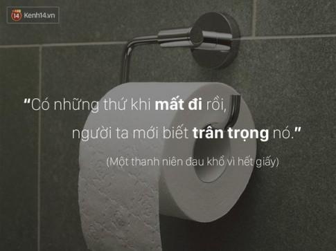 "Ngay ca nhung chuyen tao lao, ta cung co the bien thanh status ""song ao""..."