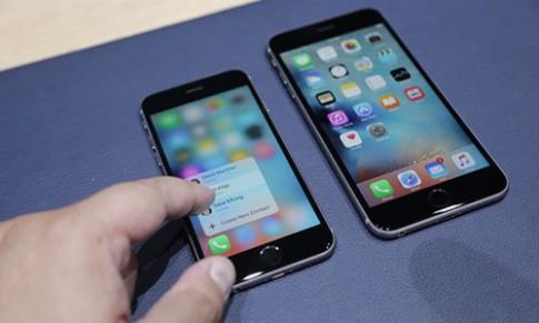 Nguoi dung phan nan iPhone 6s loi nguon, may nong