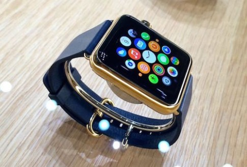 Nguoi dung than phien nhieu ve Apple Watch