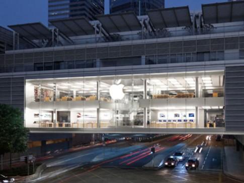 Nguoi Hong Kong phai rut tham de mua iPhone 4/4S