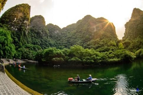 Nhung dia danh Ninh Binh xuat hien trong phim Kong: Skull Island