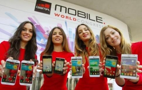 Nhung smartphone noi bat o MWC 2013