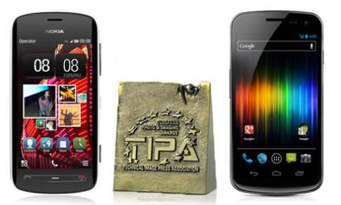 Nokia 808 PureView, Galaxy Nexus nhan giai nhiep anh