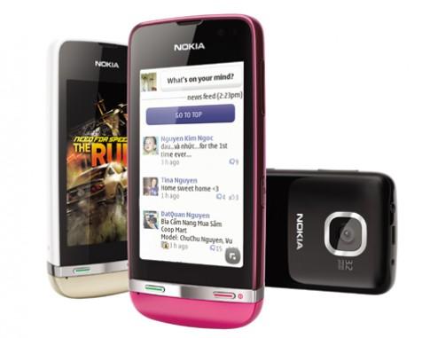 Nokia Asha 311 - smartphone cho giới trẻ