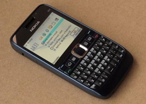 Nokia E63 có giá 4,6 triệu đồng