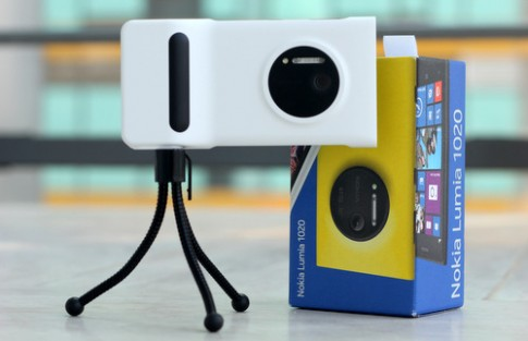 Nokia Lumia 1020 chinh hang sap ban o Viet Nam