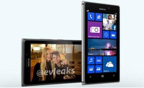Nokia Lumia 925 lo dien ngay truoc ngay ra mat