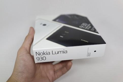 Nokia Lumia 930 Gold bán ra trong tuần sau với giá 10,99 triệu