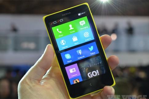 Nokia X ve Viet Nam cuoi thang 3, gia 2,8 trieu dong
