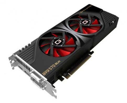 Nvidia se ra mat card do hoa GeForce 500M tai CES
