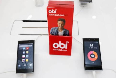 Obi Worldphone gia nhap thi truong smartphone Viet