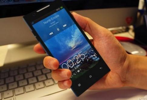 Oppo chuan bi trinh lang smartphone man hinh 2K pixel