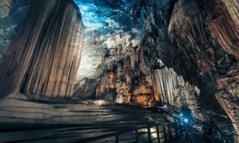 Phong Nha vào top 5 hang động kỳ ảo nhất thế giới