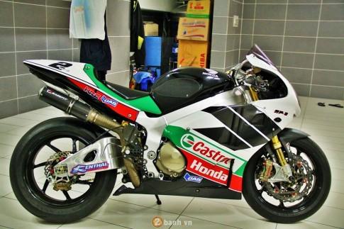 Sieu xe dua Honda RC51 SP2 cuc ham ho