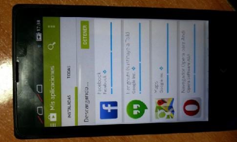 Smartphone Android cua Nokia da bi be khoa