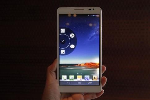 Smartphone bi mat cua Huawei ra mat ngay 18/6