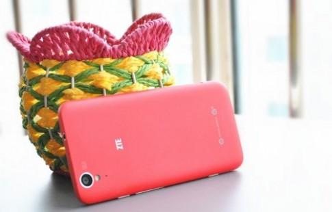 Smartphone dau tien dung chip Nvidia Tegra 4 lo dien