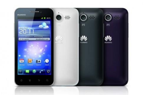 Smartphone Huawei 'dinh' nhat sap trinh lang