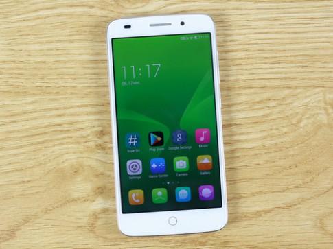 Smartphone Trung Quoc man hinh Full HD, chip 8 nhan