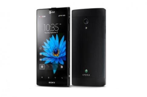 Sony gioi thieu Xperia Ion va Xperia S