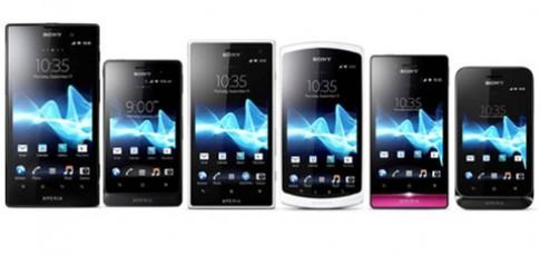 Sony se ban 6 smartphone Xperia moi o Dong Nam A